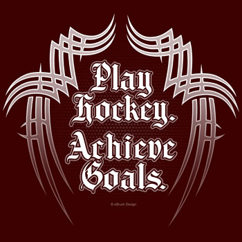 Play Hockey. Achieve Goals.