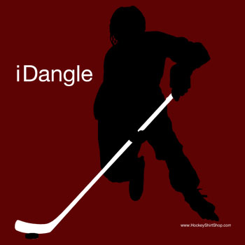 iDangle in hockey