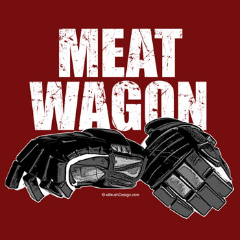Hockey Meat Wagon