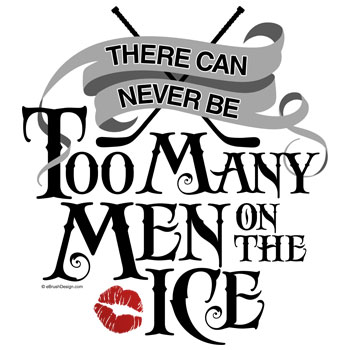(Never) Too Many Men on the ice
